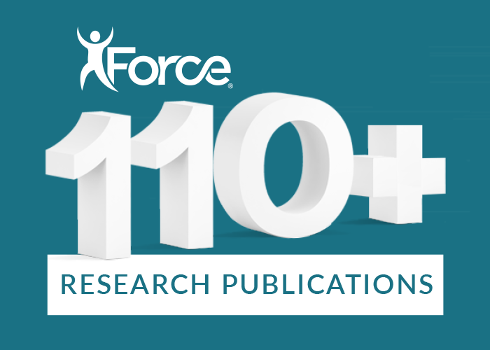 force therapeutics 110th clinical research study announcement